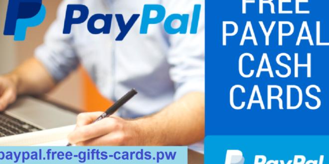 easy Paypal free money 2018   how to get Free Paypal Gift